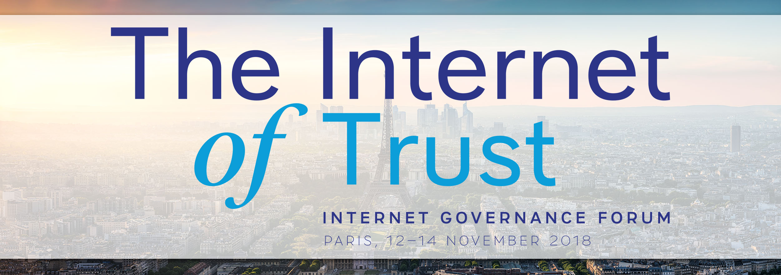 FGI Paris 2018 – Forum Gouvernance Internet Paris 2018